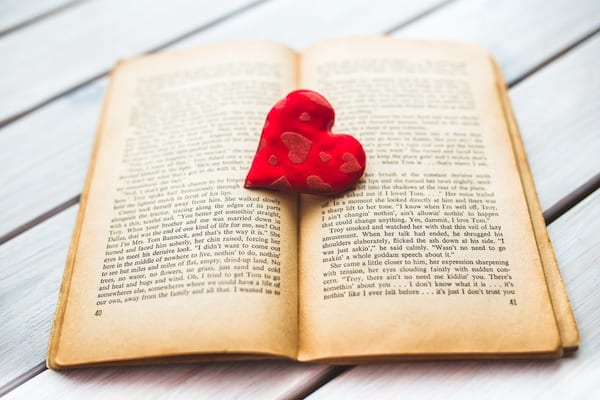 love, heart, book, reading, books, relationships