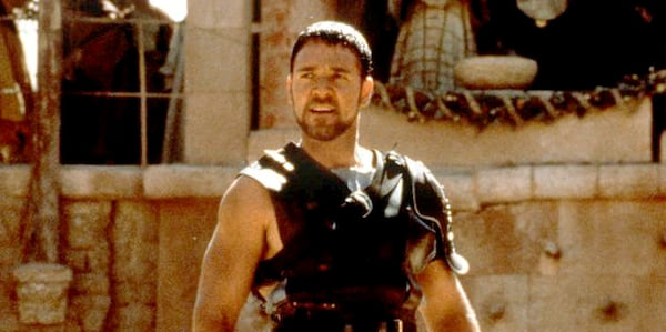 Gladiator, movies/tv
