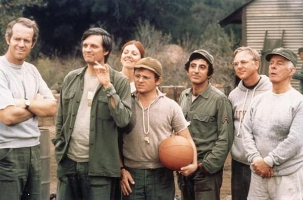 M*A*S*H*, pop culture, movies/tv, family, relationships