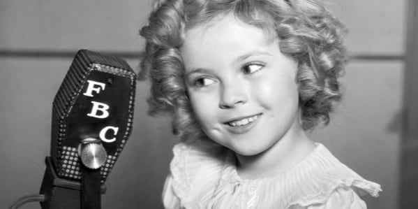 Shirley Temple, old hollywood, celebs