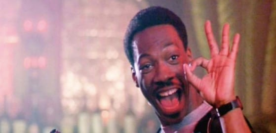 beverly hills cop, movies/tv