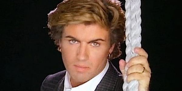 George michael wham careless whisper video screenshot
