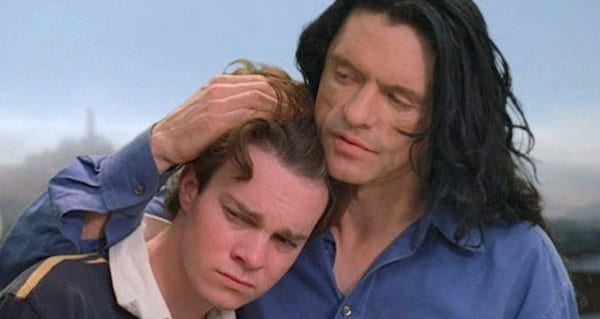 the room, movies/tv