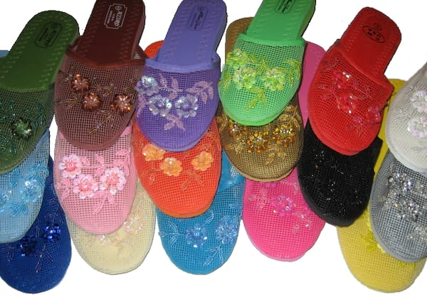 chinese slippers