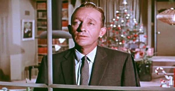 White Christmas, bing crosby, christmas, Music, movies/tv