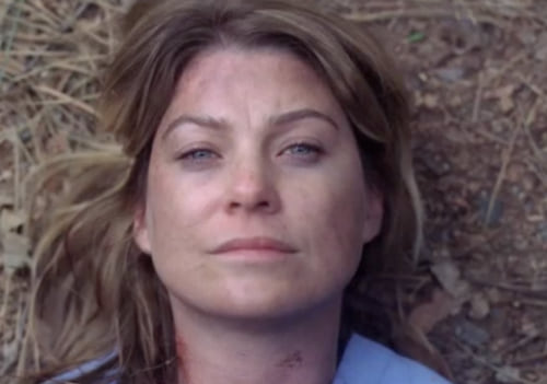 Meredith face