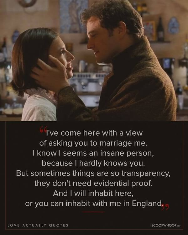 To Celebrate The 'Love Actually' Sequel: 17 Quotes On Love