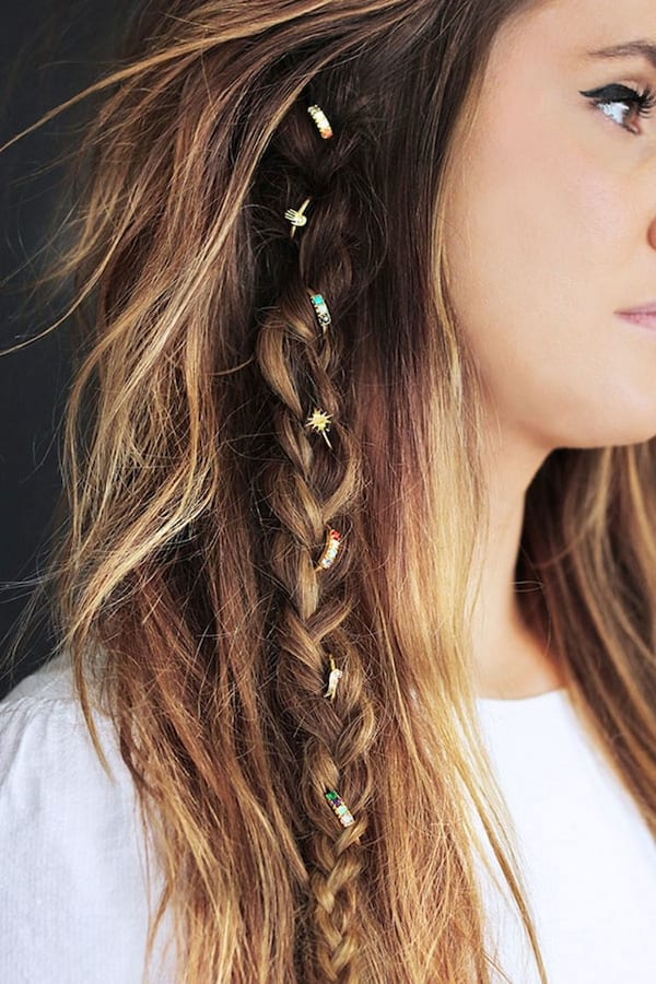 Nautical Hairstyles To Wear While Boating Or At The Beach - Women.com