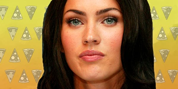 smart, sassy, food, eating, pizza, ps megan fox, ps