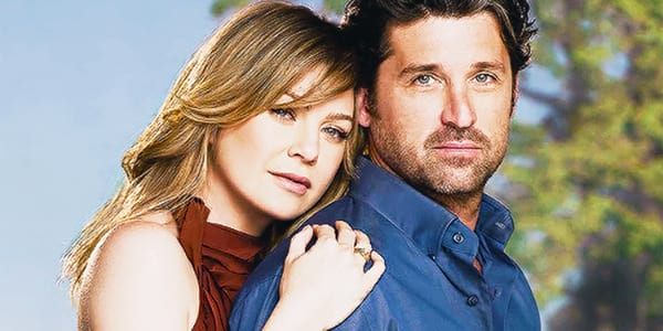 Meredith grey derek shepherd merder greys anatomy