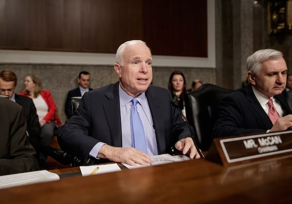 Is John McCain's Brain Cancer Terminal?