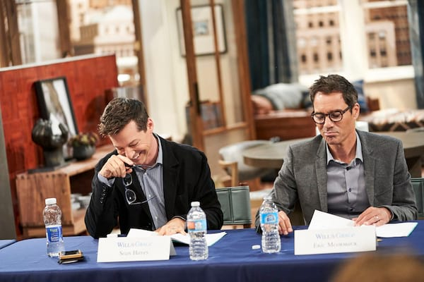 Will & Grace New Episode Photos From Season 9 Premiere 2017 11 Years Later Episode 101
