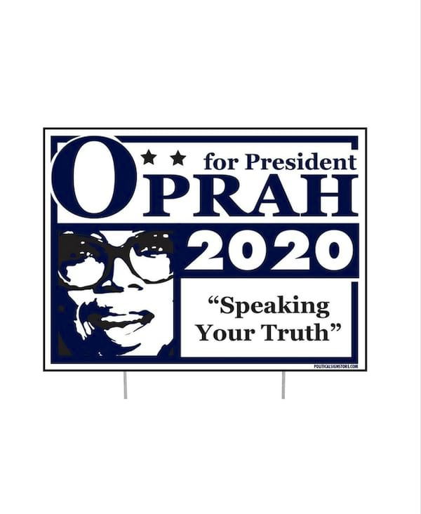 oprah, Where To Buy Oprah 2020 Merchandise, fashion, politics, news, president