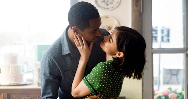 Stella and Wes from Life Sentence embracing each other., wdc-slideshow, pop culture, movies/tv