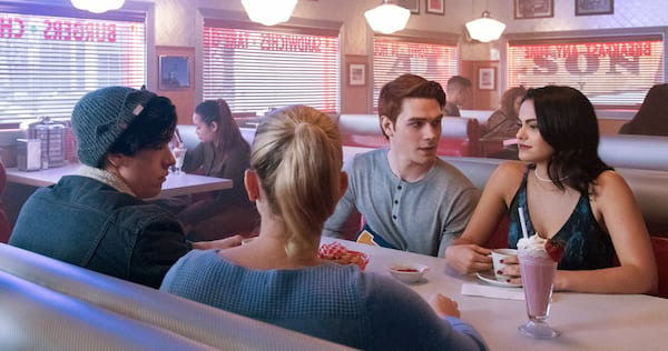 Riverdale season 2 episode 16 Kelley O'Brien, pop culture, movies/tv, wdc-slideshow