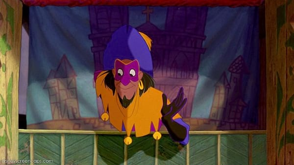 Disney, the hunchback of notre dame
