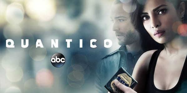 Alex from Quantico holding her badge., movies/tv, pop culture, wdc-slideshow