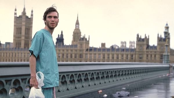 cillian murphy, 28 Days Later, movies