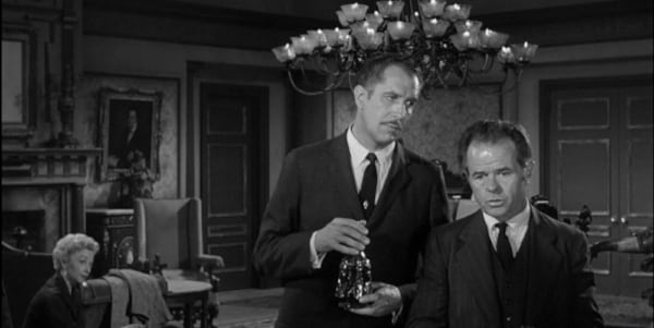 vincent price, house on haunted hill, movies