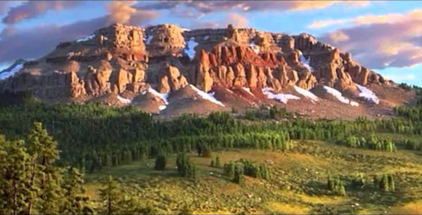 opening scene, the good dinosaur, pixar, movies