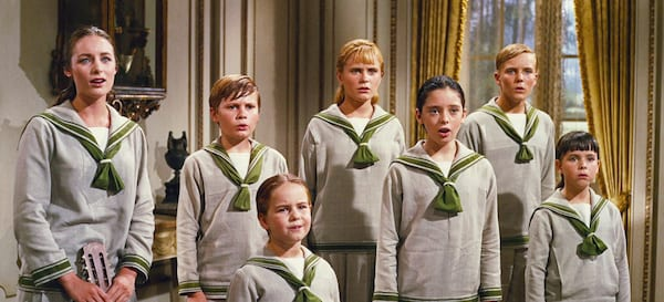sisters, family, musical, birth order, siblings, Sound of Music