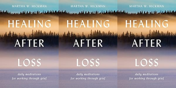 books, the cover of Healing After Loss, Books to Read When You're Grieving