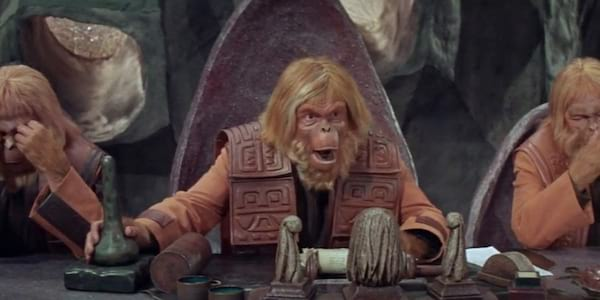 planet of the apes, movies, scifi