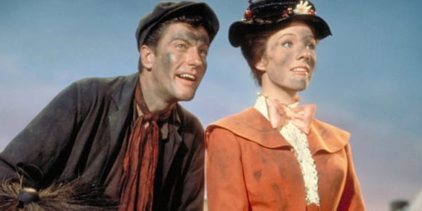 Mary Poppins, movies, musical