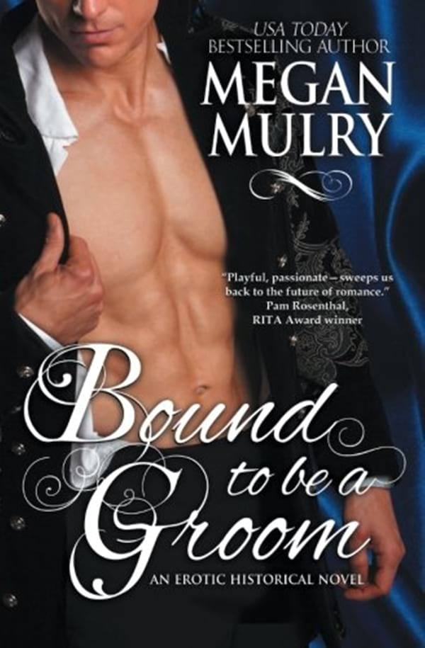 books, cover of Bound to be a Groom by Megan Mulry, Polyamorous Romance Novels