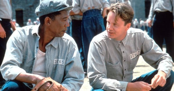 morgan freeman and red the shawshank redemption movie quotes