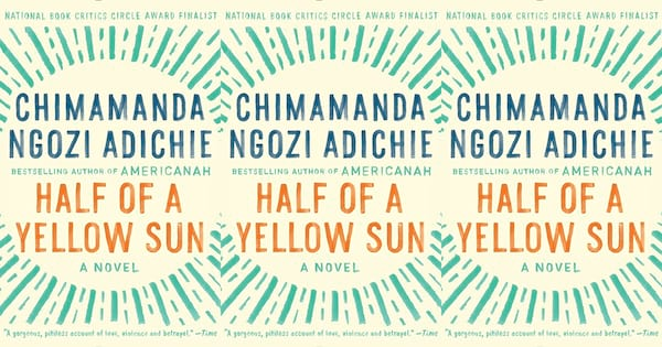 books, half a yellow sun by chimamanda ngozi adichie, books like the nightingale