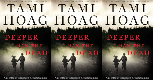 books, deeper than the dead by tami hoag, books like verity